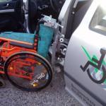 EDAG Rollstuhverladesystem