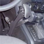 Handgerät Bremse-Gas Modell Conzept