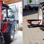Traktor-Dreh-und-Schwenksitze
