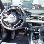 Audi - Elektronischer Gasring mit handbedienbarer Betriebsbremse